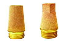 SC/SCQ 型消声器钢镀接头 SC/SCQ 型消声器钢镀接头